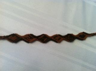 Nick Shape Bracelet