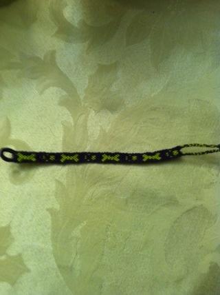 Paw Print and Dog Bone Bracelet